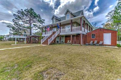 Horry County Single Family Home For Sale: 484 River Front N