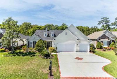 Murrells Inlet Single Family Home For Sale: 53 Saltwind Loop