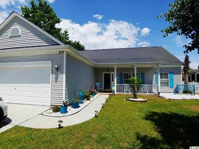 Myrtle Beach Single Family Home For Sale: 810 Aster Ct.