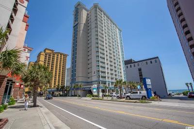 Myrtle Beach Condo/Townhouse For Sale: 2504 N Ocean Blvd. #2031