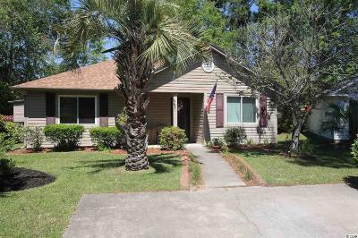 Myrtle Beach Single Family Home For Sale: 6631 East Sweetbriar Trail