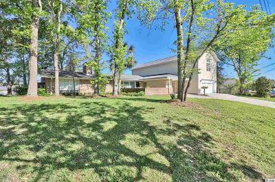 North Myrtle Beach Single Family Home For Sale: 1703 Magnolia Dr.