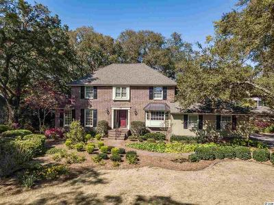 Murrells Inlet Single Family Home For Sale: 571 Fernwood Rd.