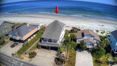 Garden City Beach Single Family Home For Sale: 953 S Waccamaw Dr.