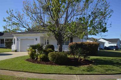 Murrells Inlet Single Family Home Active Under Contract: 9608 Sullivan Dr.