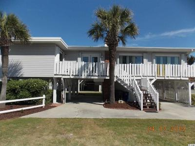 North Myrtle Beach Single Family Home For Sale: 301 52nd Ave. N