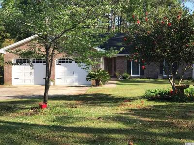 Surfside Beach Single Family Home For Sale: 1908 Candy Ln.