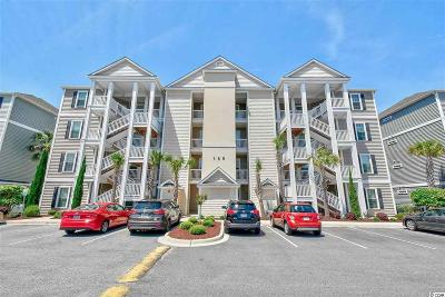 Myrtle Beach Condo/Townhouse For Sale: 125 Ella Kinley Circle #104