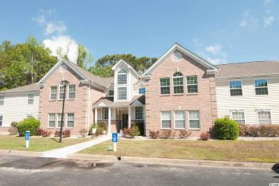 Murrells Inlet Condo/Townhouse For Sale: 4322 Lotus Ct. #F