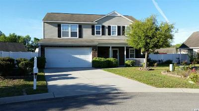 Myrtle Beach Single Family Home Active Under Contract: 4016 Scarlet Oak Ct.