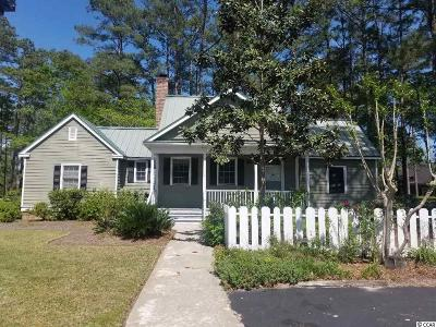 Georgetown County Single Family Home For Sale: 4404 Hitching Post Ln.