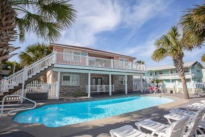 North Myrtle Beach Multi Family Home For Sale: 2208 S Ocean Blvd.