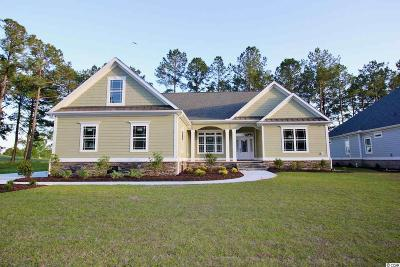 Single Family Home For Sale: 606 Crow Creek Dr.
