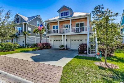 Murrells Inlet Single Family Home For Sale: 38 Summer Wind Loop