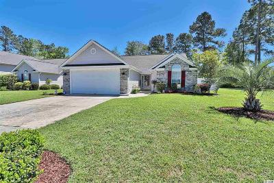 Myrtle Beach Single Family Home For Sale: 104 Governors Loop