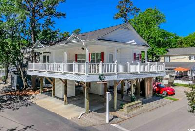 Myrtle Beach Single Family Home For Sale: 6001-1835 South Kings Hwy.