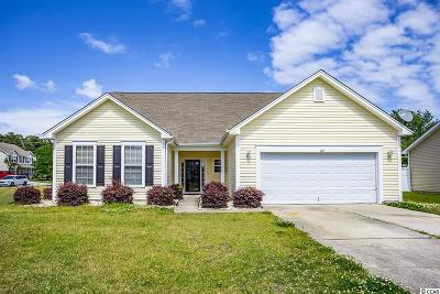 Myrtle Beach Single Family Home For Sale: 145 Zinnia Dr.