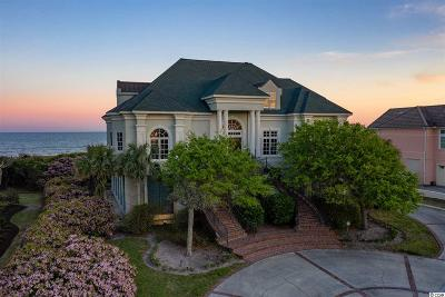 Myrtle Beach Single Family Home For Sale: 8712 North Ocean Blvd.