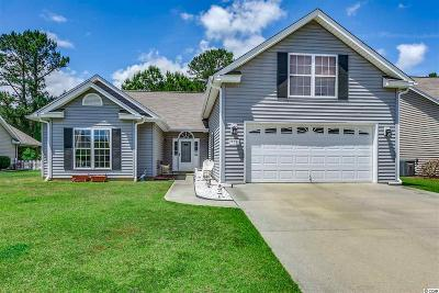 Murrells Inlet Single Family Home For Sale: 433 Westham Dr.