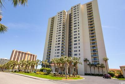 Horry County Condo/Townhouse For Sale: 8560 Queensway Blvd. #1102