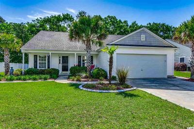 Myrtle Beach Single Family Home For Sale: 79 Tibton Circle
