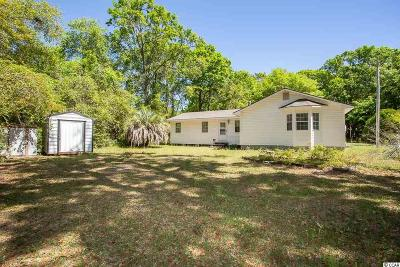 North Myrtle Beach Single Family Home For Sale: 1426 Jacks Circle Rd.