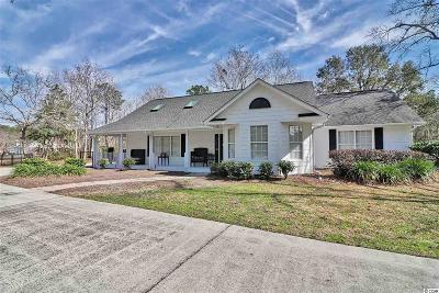 Little River Single Family Home For Sale: 2816 Highway 50