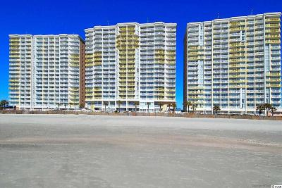 North Myrtle Beach Condo/Townhouse For Sale: 2711 S Ocean Blvd. #PH14