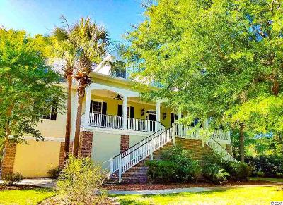 Pawleys Island Single Family Home For Sale: 7 Destin Ct.