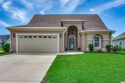 Myrtle Beach Single Family Home For Sale: 723 Cabazon Dr.