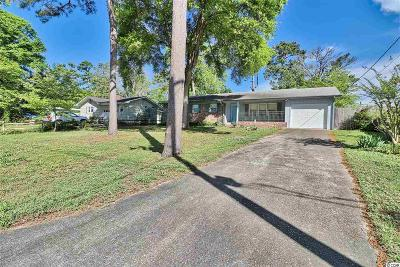 North Myrtle Beach Single Family Home For Sale: 4502 Harrison St.