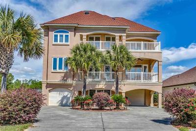 Myrtle Beach SC Single Family Home For Sale: $525,000