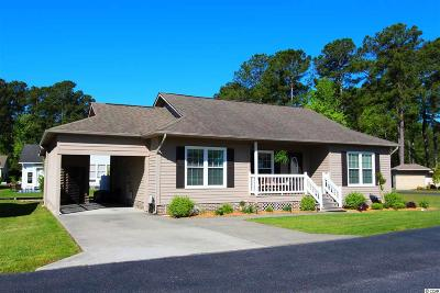 Murrells Inlet Single Family Home Active Under Contract: 9471 Old Palmetto Rd.