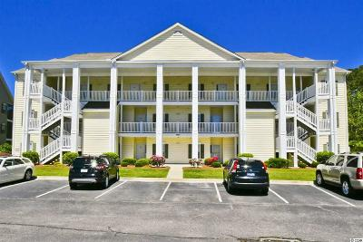 Murrells Inlet Condo/Townhouse For Sale: 5840 Longwood Dr. #101