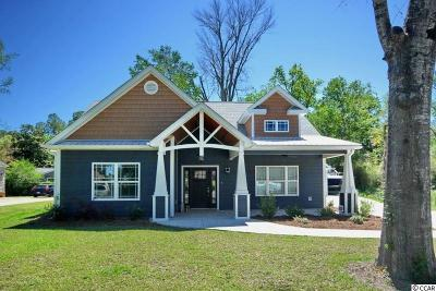 Myrtle Beach Single Family Home For Sale: 321 Waterside Dr.