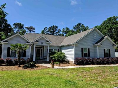 Murrells Inlet Single Family Home Active Under Contract: 4375 Goude St.