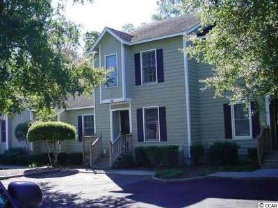 Murrells Inlet Condo/Townhouse For Sale: 4840 Moss Creek Loop #66