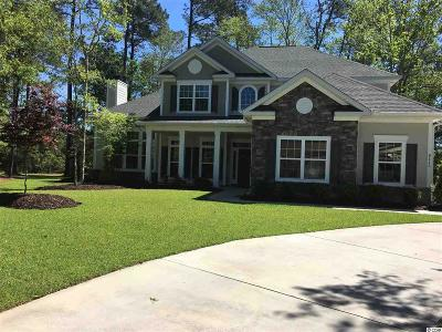 Myrtle Beach SC Single Family Home For Sale: $449,000