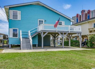 North Myrtle Beach Single Family Home For Sale: 302 N 34th Ave. N