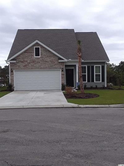 Murrells Inlet Single Family Home Active Under Contract: 221 Heron Lake Ct.