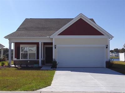 Murrells Inlet Single Family Home Active Under Contract: 109 Heron Lake Ct.