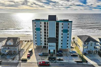 Condo/Townhouse For Sale: 2908 North Ocean Blvd. #5C