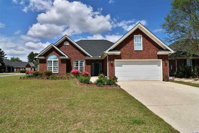 Myrtle Beach Single Family Home For Sale: 569 Summerhill Dr.