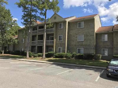 Conway Condo/Townhouse For Sale: 251-J Myrtle Greens Dr. #251-J