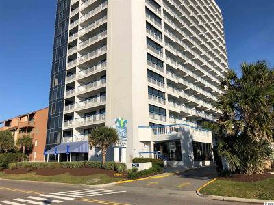 Myrtle Beach Condo/Townhouse For Sale: 5511 N Ocean Blvd. #907