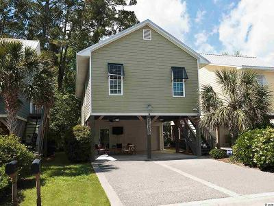 Pawleys Island Single Family Home Active Under Contract: 93 Weatherboard Ct.
