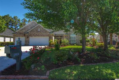 North Myrtle Beach Single Family Home For Sale: 2814 Whooping Crane Dr.