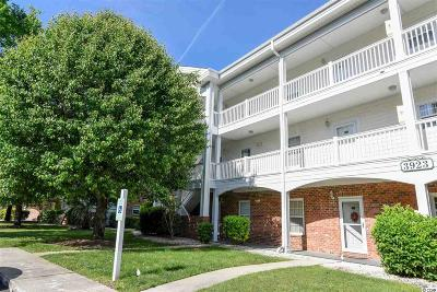 Myrtle Beach Condo/Townhouse For Sale: 3923 Gladiola Ct. #201