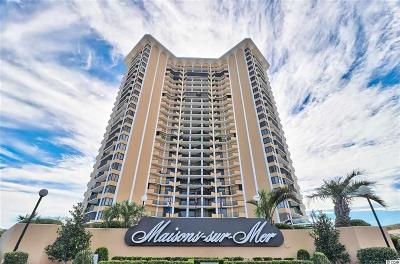 Myrtle Beach Condo/Townhouse For Sale: 9650 Shore Dr. #1406