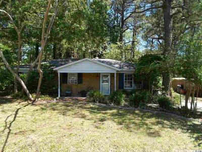Myrtle Beach Single Family Home For Sale: 4070 Long Line Ln.